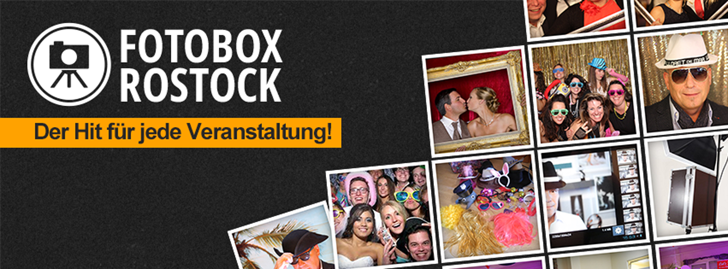 Fotobox Rostock